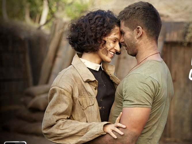 It is all good: Shahid on cold war with Kangana