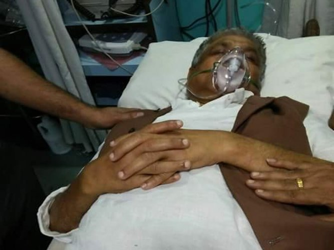 Scuffle in Bengal assembly, Oppn leader hospitalised