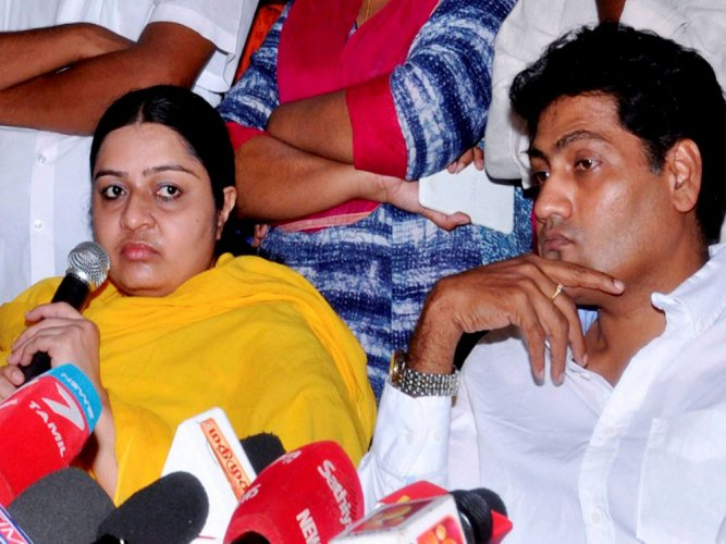 Deepa Jayakumar dubs turn of events 'shocking'