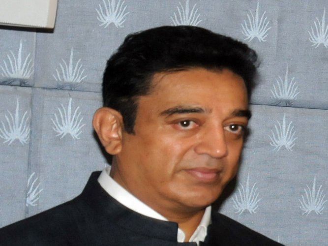 Let's stop blaming politicians, become incorruptible: Haasan