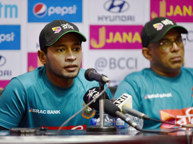 A great occasion: Mushfiqur