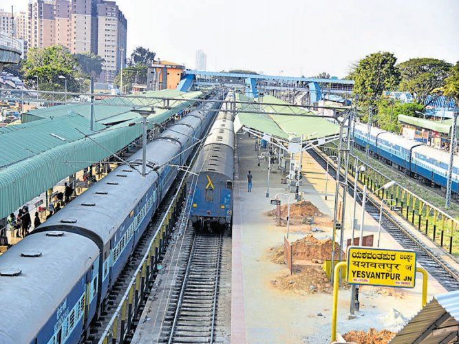 Yeshwantpur, Cantt stations to turn nerve centres in 4 yrs