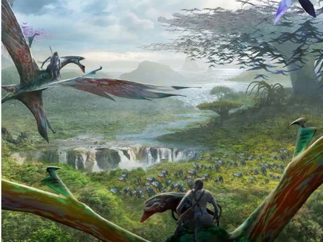 Disney's 'Avatar'-themed land to open on May 27
