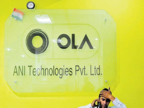 SoftBank loses $350 mn on investments in Snapdeal, Ola