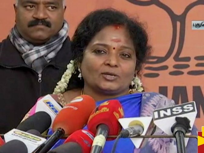 OPS has worked 'wisely' as CM, public support with him: TN BJP