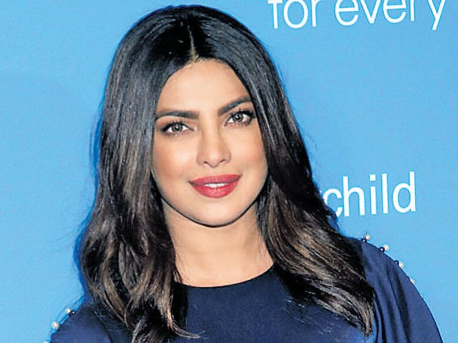 Priyanka lends voice to neglected dogs with Tom Hardy, more