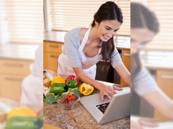 Kitchen on your desktop