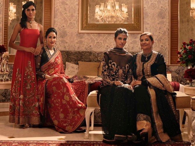 Ritu Kumar to showcase bridal wear at Bride Dubai 2017