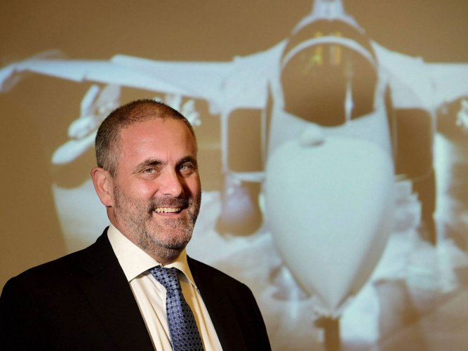 Saab offers to set up advanced jet production hub in India