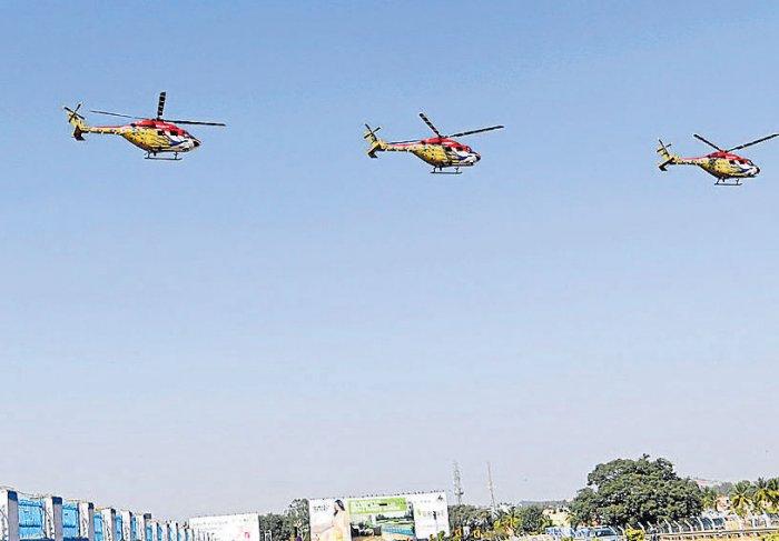 Traffic curbs for Aero India 2017