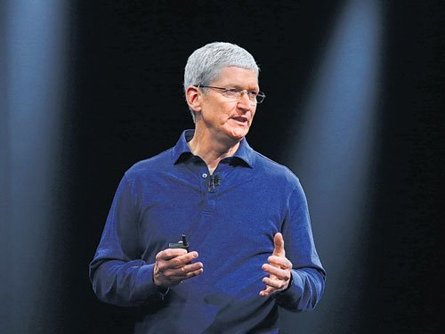 Tech firms must do more against 'fake news': Tim Cook