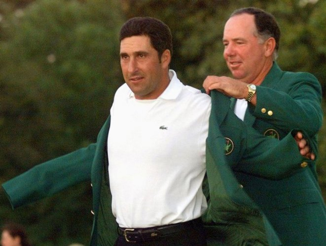 Olazabal is fighting fit again