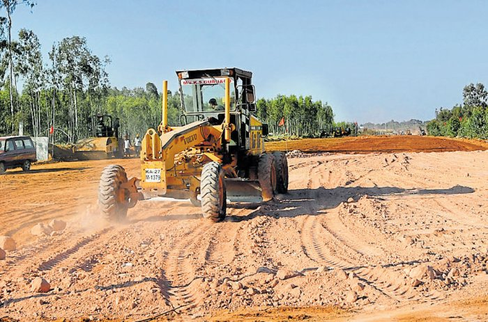 Alternative road to airport opens today; to help eastern areas