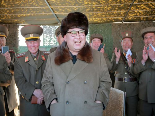 North Korea fires ballistic missile in challenge to Trump: Seoul