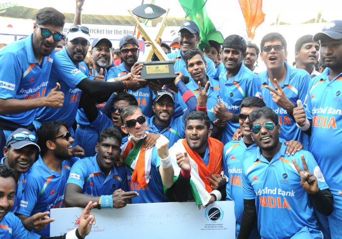 India make it two in a row