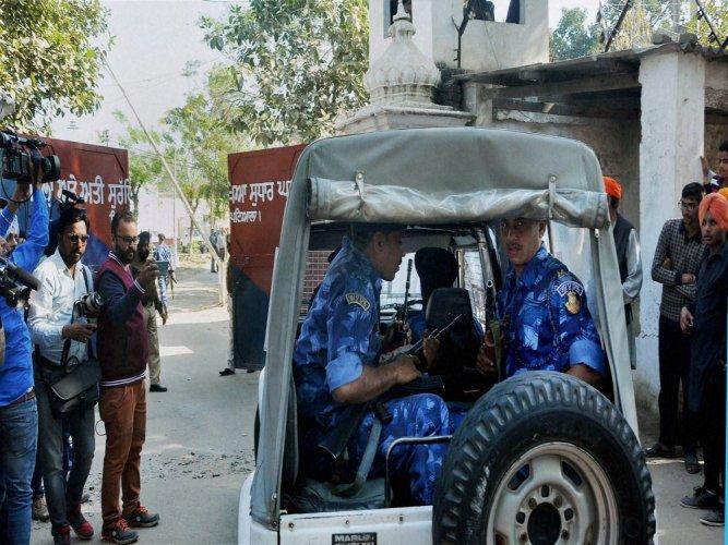 Mastermind of Nabha jailbreak, 3 gangsters nabbed in Pb