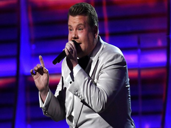 Donald Trump dominates Grammys speeches