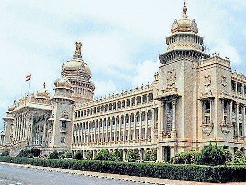Gold chain stolen from IAS officer's desk in Vidhana Soudha
