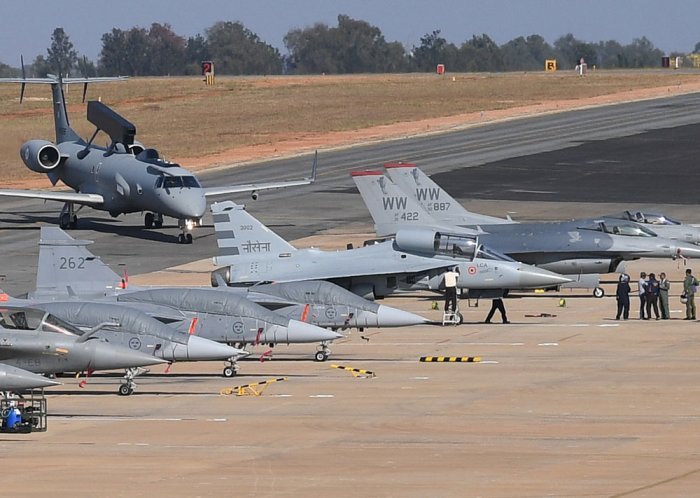 Aero India takes off today;  firms aim to land big deals