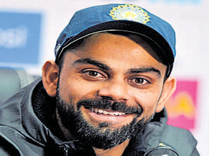 Triumphant Kohli showers praise on his bowlers