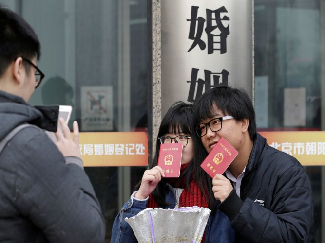 30 mn Chinese men to end up single by 2030