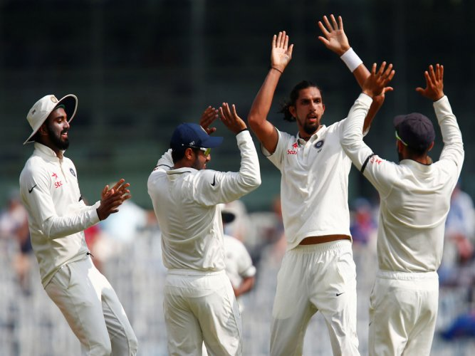 Selectors retain winning squad for Oz series, Mishra out