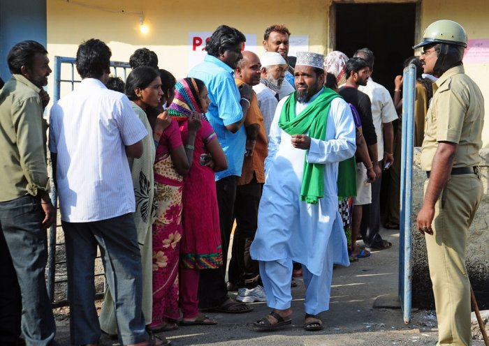 Muslims, OBC crucial in second phase polling
