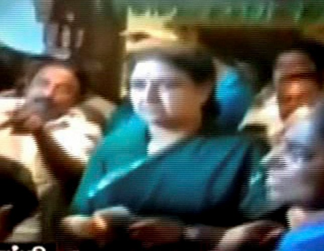 Confusion prevails over Jaya's residence