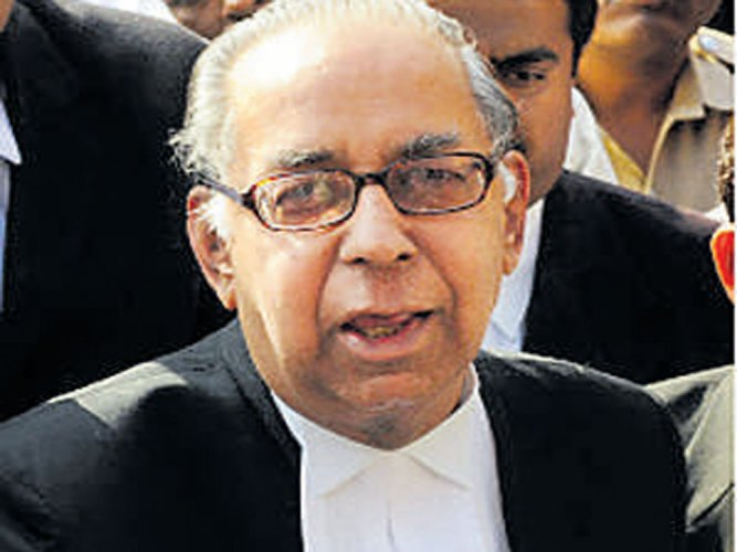 SC verdict: ultimately justice has been done, says BVAcharya