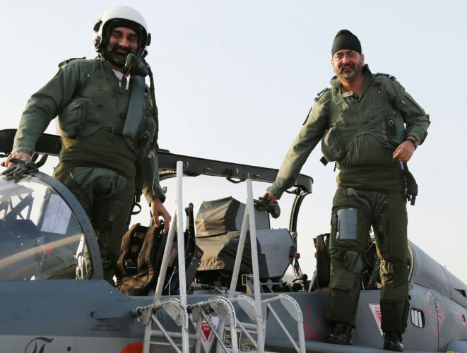 Airborne early warning system inducted into IAF