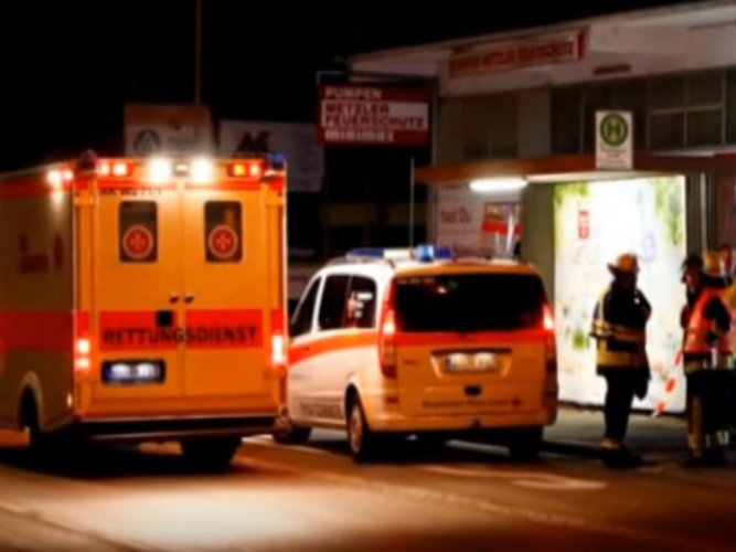 Eight dead after knife attack in China's Xinjiang province