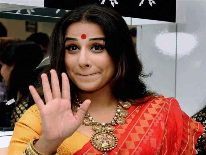 Lucky to observe Vidya Balan act: Pallavi Sharda