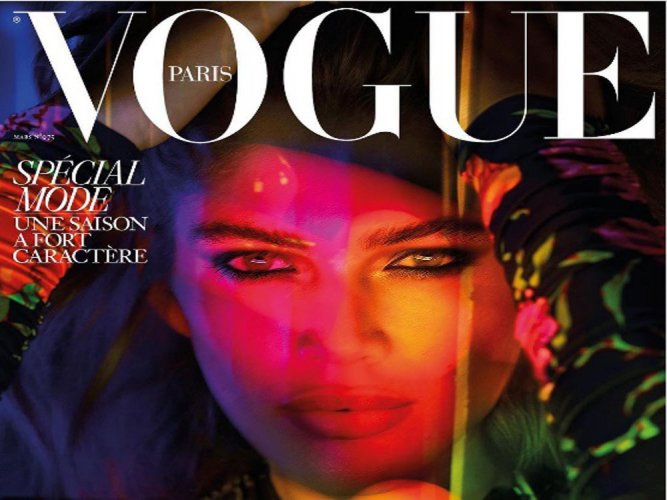 French Vogue to feature transgender model for the first time