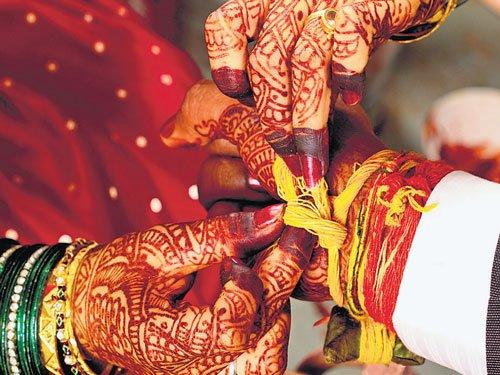 No more extravagant wedding? Bill in LS seeks cap on guests