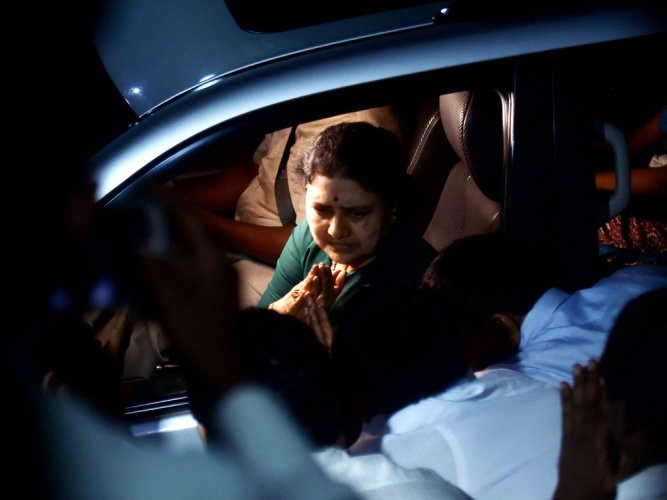 All eyes on Raj Bhavan now after Sasi moves to jail
