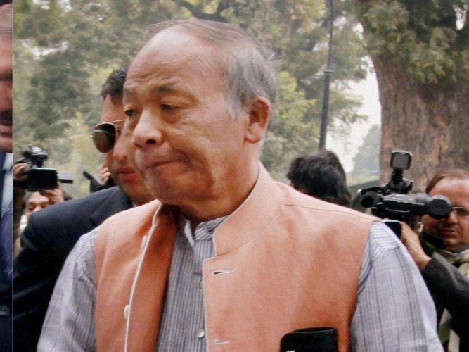 Ibobi responsible for blockade, 'trick' to divide voters: BJP