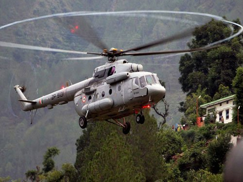 Alpha signs USD 30 mn deal with Elbit for IAF's MI-17 helicopter upgrade