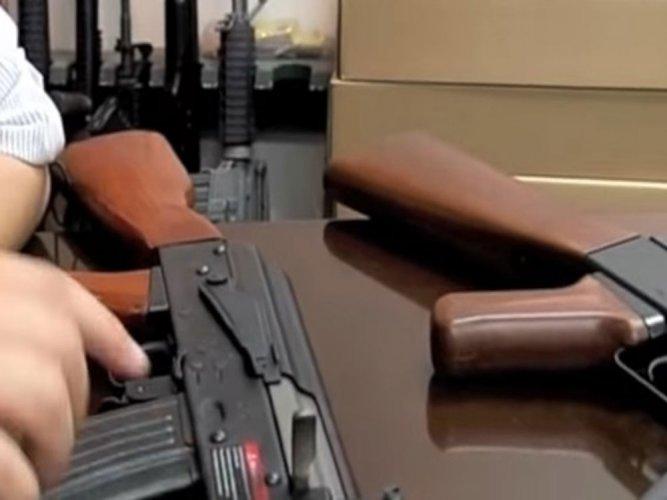 AK-56 rifle, ammunition found in Rajasthan