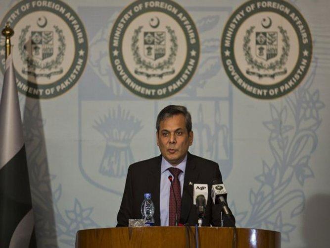Pak accuses India of endangering regional peace