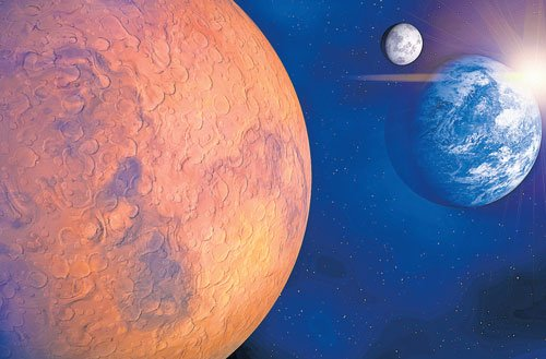 UAE to build first city on Mars by 2117