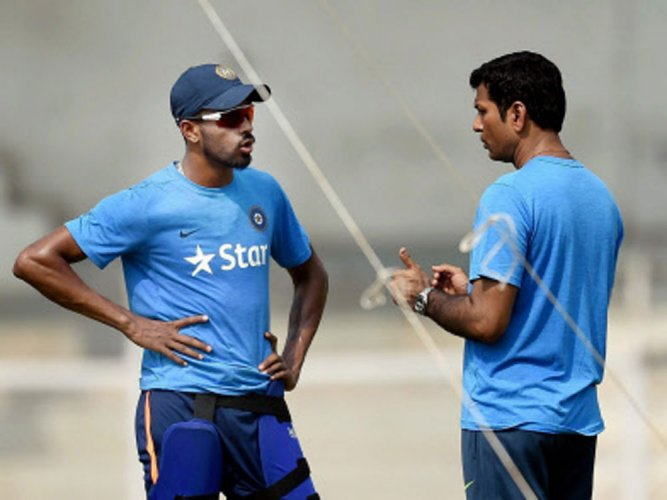 Warm-up game good opportunity to impress selectors: Hardik