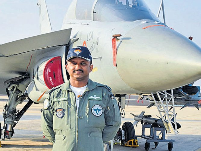 The wings of nation's pride