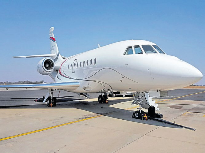 Remote airports' revival may up biz jet sale
