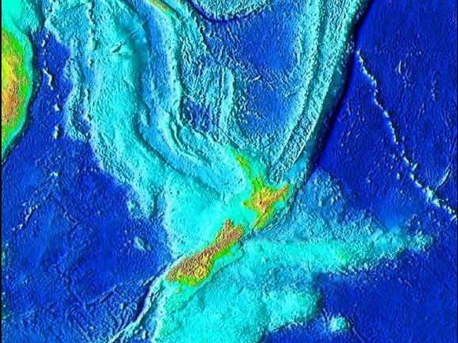 Earth may have brand new continent 'Zealandia'