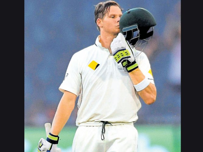 Smith, Marsh hit tons to put India A attack to the sword