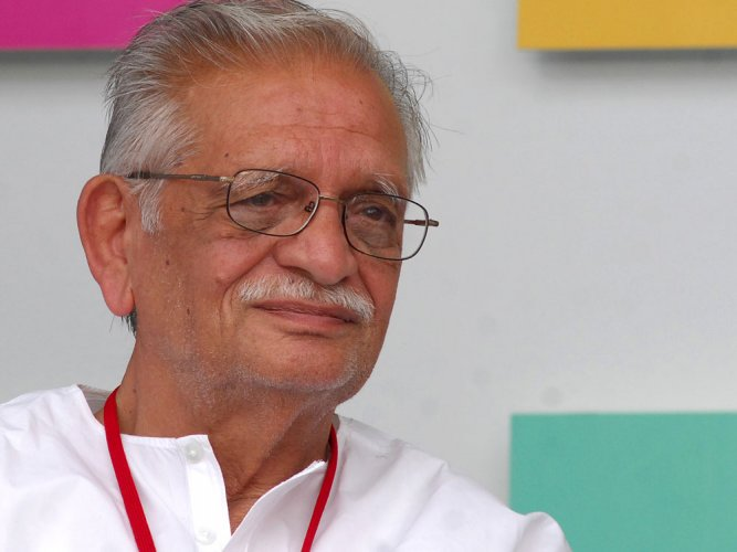 Gulzar advises aspiring writers to become their own critics