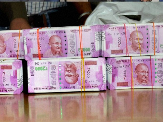 Gang printing fake currency notes busted in Jammu, 2 held
