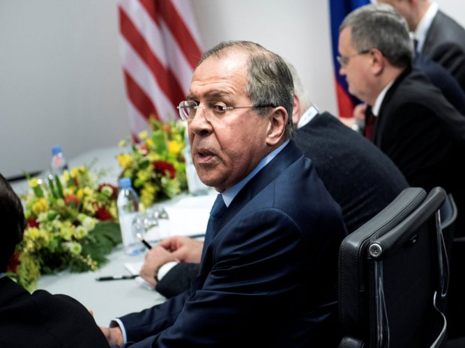 Russia seeks 'post-West' order as US vows loyalty to allies