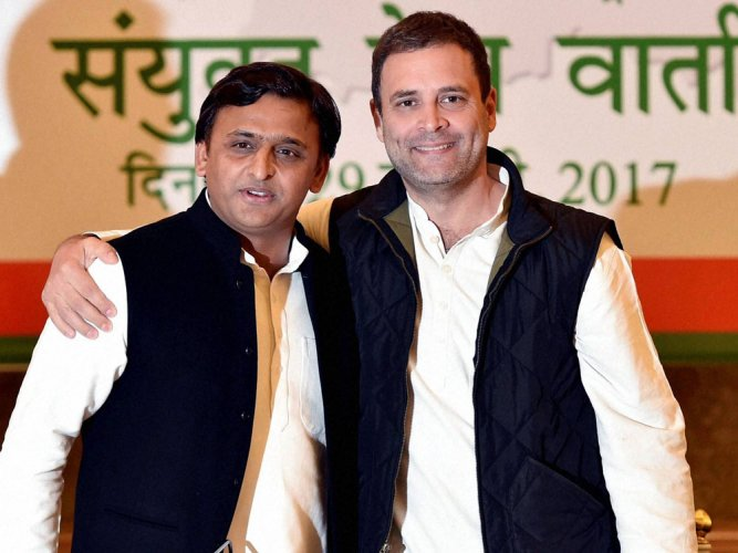 Is alliance with SP a favourable move, ponder Congress leaders