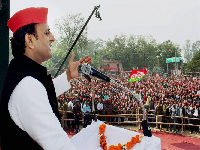 Stakes high for SP, BJP in third phase of polls